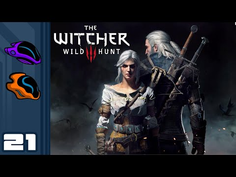Let's Play The Witcher 3: Wild Hunt [Modded] - PC Gameplay Part 21 - Old Flame