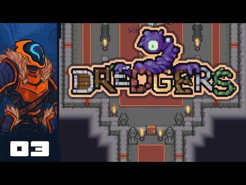 Let's Play Dredgers - PC Gameplay Part 3 - No Boots Is Quooz Control For Death