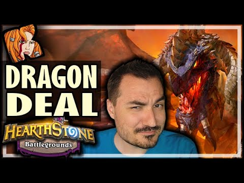THE DEAL WITH THE DRAGON - Hearthstone Battlegrounds