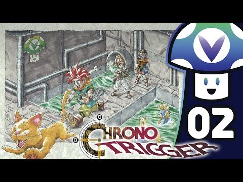 [Vinesauce] Vinny - Chrono Trigger+ (PART 2)