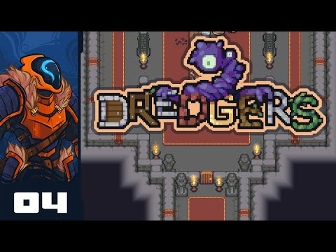 Let's Play Dredgers - PC Gameplay Part 4 - Spitfire