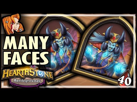 LICH HAS MANY FACES, NOT JUST DEMONS! - Hearthstone Battlegrounds