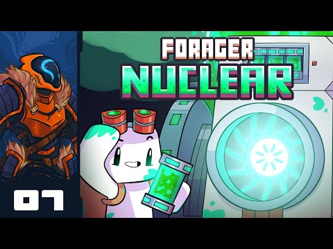 Let's Play Forager [Nuclear Update] - PC Gameplay Part 7 - Po-Man's Mining Rod