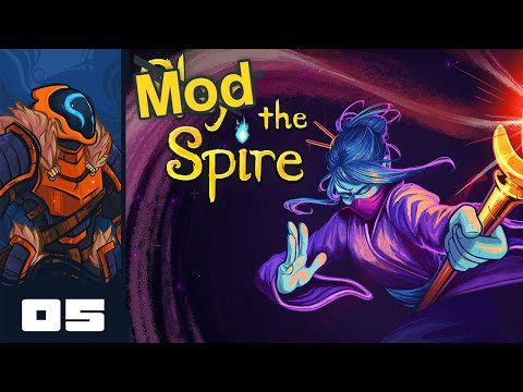 Let's Play Slay the Spire (Modded) - PC Gameplay Part 5 - Talk To The Hand!