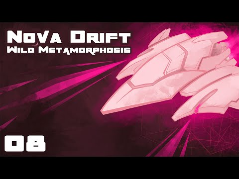 Let's Play Nova Drift: Wild Metamorphosis - PC Gameplay Part 8 - The Bigger The Missile, The Better