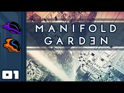 Let's Play Manifold Garden - PC Gameplay Part 1 - Eat Your Heart Out MC Escher