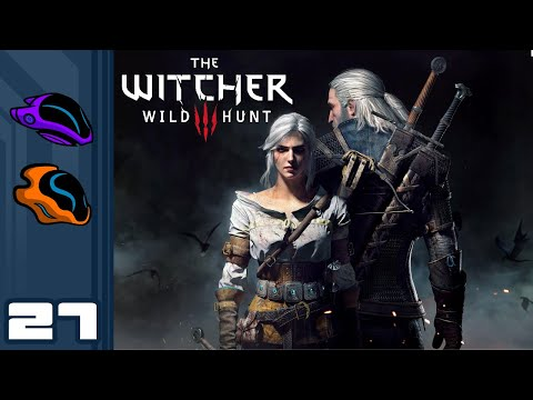 Let's Play The Witcher 3: Wild Hunt [Modded] - PC Gameplay Part 27 - Desperate Housewitches