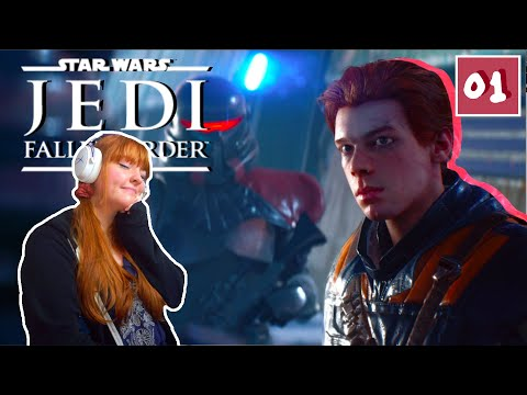 A Long Time Ago... | Star Wars Jedi: Fallen Order Pt. 1 | Oddly Plays