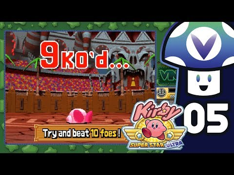 [Vinesauce] Vinny - Kirby Super Star Ultra (PART 5)