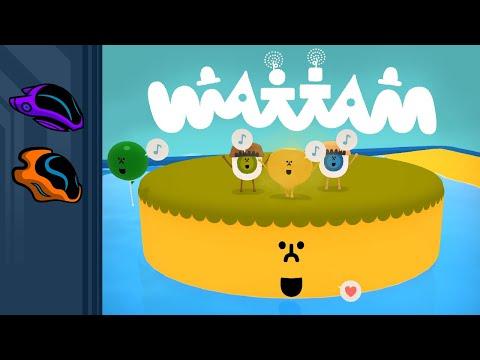 Wattam - Respectfully: What The Heck Japan?