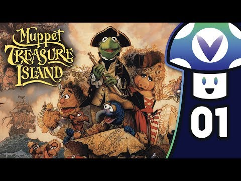 [Vinesauce] Vinny - Muppet Treasure Island (PART 1)
