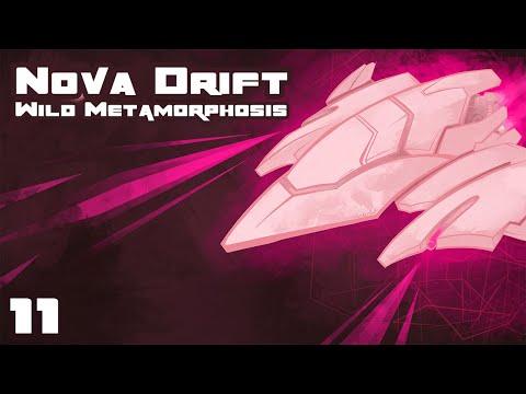 Let's Play Nova Drift: Wild Metamorphosis - PC Gameplay Part 11 - Shooting Gallery