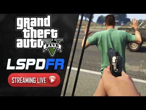 GTA V Mods | LSPDFR | LIVE NOW | CenterStrain01