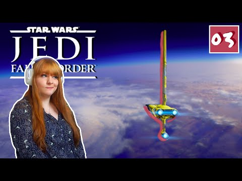 Zeffo & Stormtroopers Galore | Star Wars Jedi: Fallen Order Pt. 3 | Oddly Plays