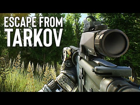 SURVIVE the APOCALYPSE w/ MY GIRLFRIEND! (Escape from Tarkov)