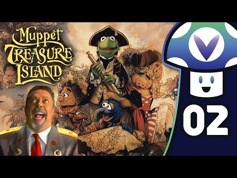 [Vinesauce] Vinny - Muppet Treasure Island (PART 2)