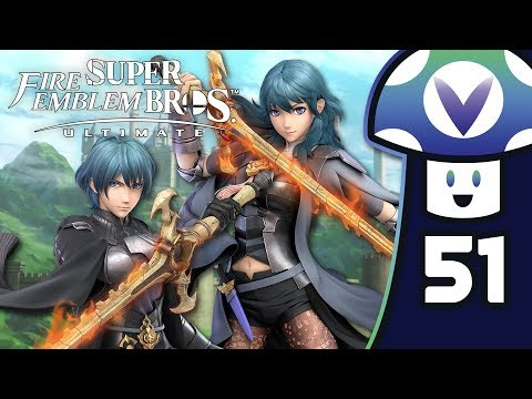 [Vinesauce] Vinny - Super Smash Bros. Ultimate: Byleth Update (PART 51)