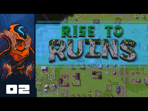 Let's Play Rise To Ruins - PC Gameplay Part 2 - Did Someone Say Mazing?!