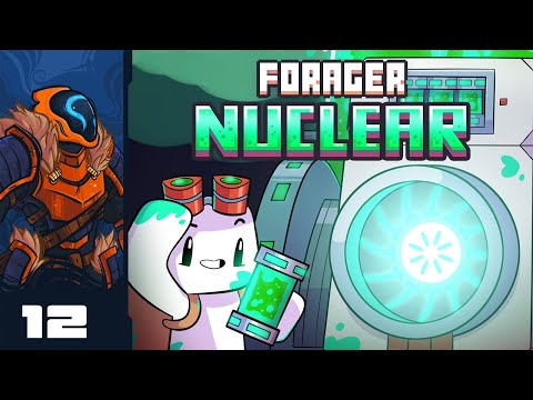 Let's Play Forager [Nuclear Update] - PC Gameplay Part 12 - Boaty No Crashy