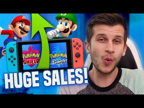 Switch Online DOUBLES In Size, Helps BOOST Nintendo To Record Heights!