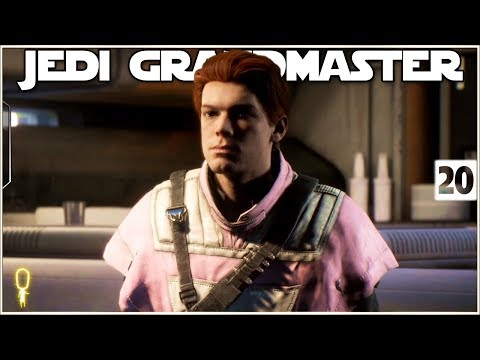 Mad Midge and The Pink Poncho | Episode XX | Star Wars Jedi Fallen Order | Let's Play |VOD|