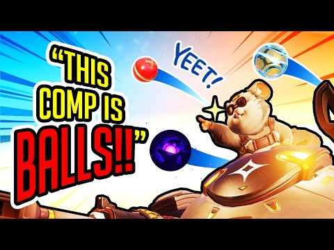 Overwatch Meme Comp: ONLY BALLS ALLOWED!