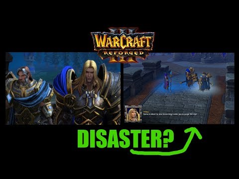 They tried their Worst and succeeded?   Warcraft 3 Reforged REVIEW