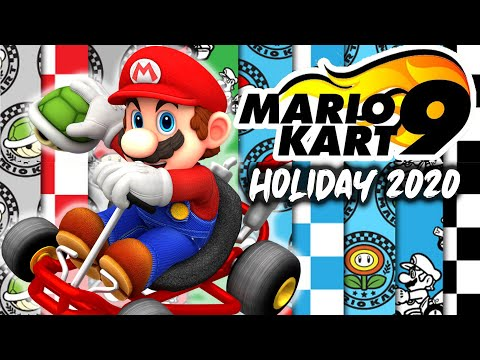 Mario Kart 9 2020 Is Nintendo Switch BIG HOLIDAY Game?! [RUMOR]