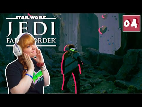 Avoiding Tomb Guardians Like My Responsibilities | Star Wars Jedi: Fallen Order Pt. 4 | Oddly Plays