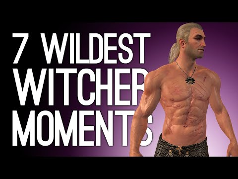 7 Weirdest Witcher Moments They'll Never Put in the Netflix Show: Commenter Edition