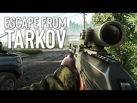 Making MONEY with MISSIONS in the APOCALYPSE!! (Escape from Tarkov)