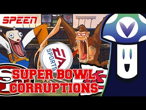 [Vinesauce] Vinny - Super Bowl Corruptions + More