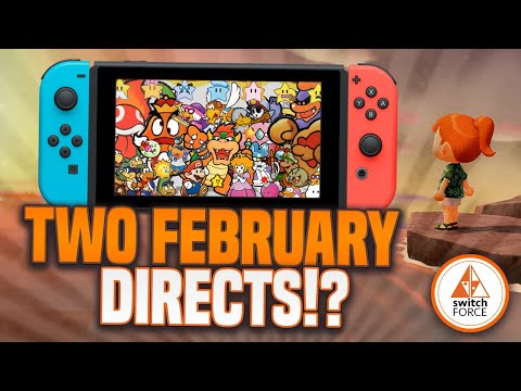 TWO Possible Nintendo Directs in February 2020!? (RUMOR)