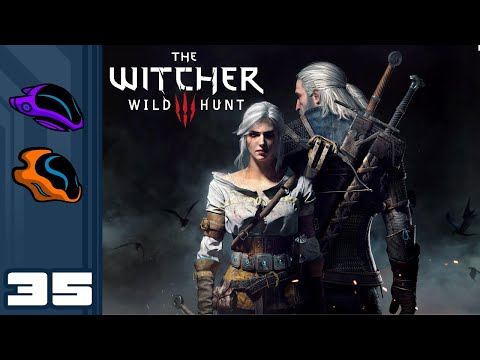 Let's Play The Witcher 3: Wild Hunt [Modded] - PC Gameplay Part 35 - Strange Roommates