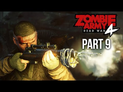 ZOMBIE ARMY 4 DEAD WAR Gameplay Walkthrough Part 9 - ZOMBIE ZOO