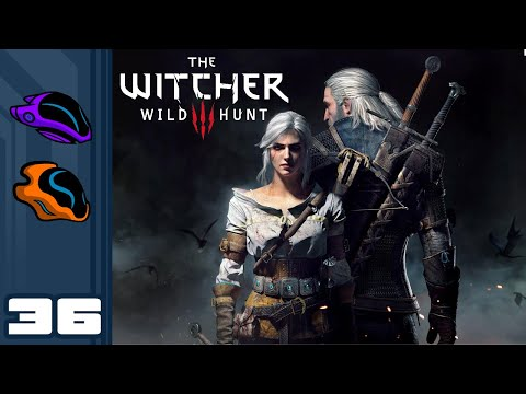 Let's Play The Witcher 3: Wild Hunt [Modded] - PC Gameplay Part 40 - Day At The Races