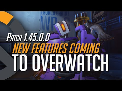 NEW Overwatch Map Tools in PTR