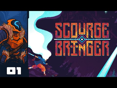 Let's Play ScourgeBringer - PC Gameplay Part 1 - Possibly The Tightest Roguelike I've Ever Played
