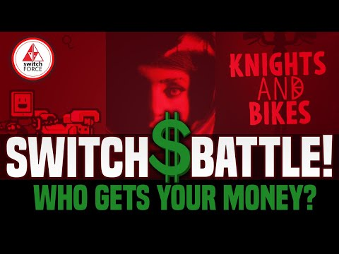 What SHOULD You Buy?  Playing 3 NEW Switch Games of The Week! (Switch Review Battle)