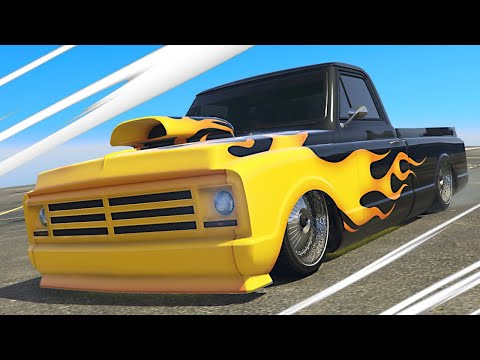 NEW $2,000,000 *DRIFT* TRUCK in GTA 5! (Crazy)