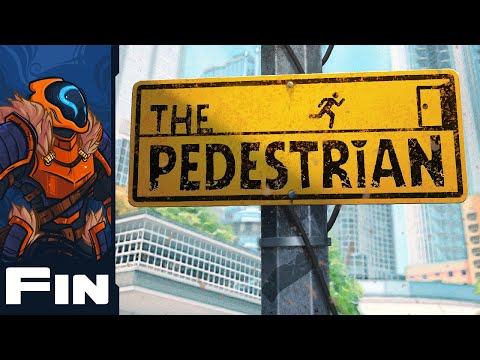 Let's Play The Pedestrian - PC Gameplay Part 5 - Finale - Shatter The Fourth Wall