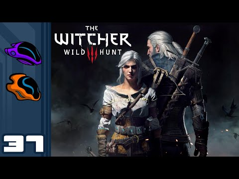Let's Play The Witcher 3: Wild Hunt [Modded] - PC Gameplay Part 37 - Let There Be Gamma!