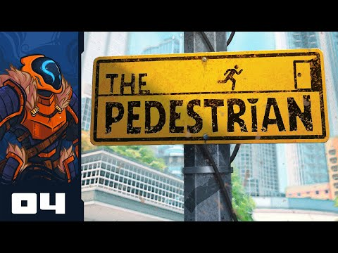 Let's Play The Pedestrian - PC Gameplay Part 4 - Safety Goop