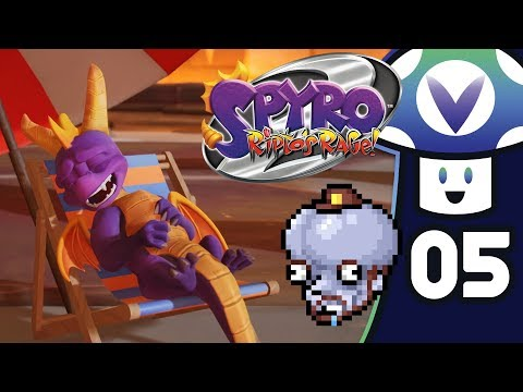 [Vinesauce] Vinny - Spyro 2: Ripto's Rage! (PART 5)