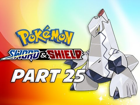 POKEMON SWORD & SHIELD Walkthrough Part 25 - Champions Cup (Nintendo Switch)