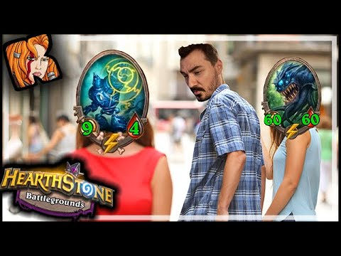 THIS IS WHY THEY NERFED WATCHER! - Hearthstone Battlegrounds