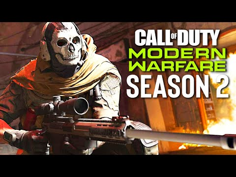 Call of Duty: Modern Warfare SEASON 2 Battle Pass, Weapons & More! (COD MW)