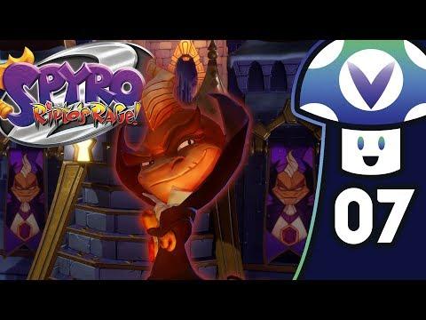 [Vinesauce] Vinny - Spyro 2: Ripto's Rage! (PART 7 Finale)