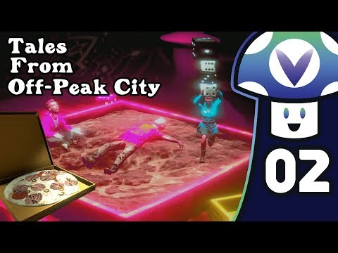 [Vinesauce] Vinny - Tales From Off-Peak City Vol. 1 (PART 2 Finale)