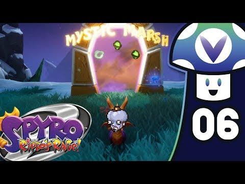 [Vinesauce] Vinny - Spyro 2: Ripto's Rage! (PART 6)